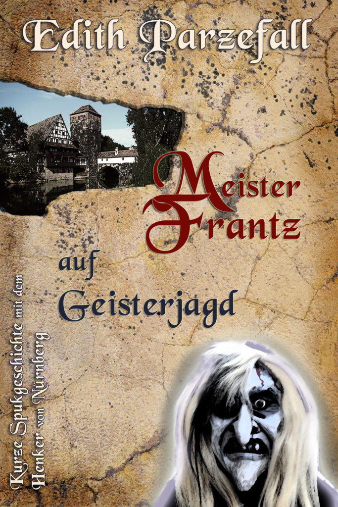Cover Meister Frantz auf Geisterjagd